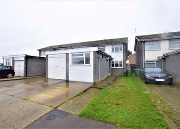Thumbnail 3 bedroom end terrace house for sale in Parker Ave, Tilbury, Essex