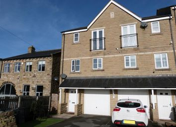 Thumbnail 4 bed town house for sale in Birkshead Drive, Wilsden, Bradford