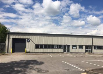 Thumbnail Industrial to let in Unit 7, Riverside, Treforest Industrial Estate, Treforest