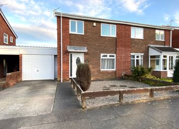 Thumbnail 3 bed semi-detached house for sale in Thorpeness Road, Thorney Close, Sunderland