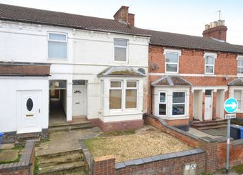 Thumbnail 2 bed terraced house for sale in Mill Road, Kettering