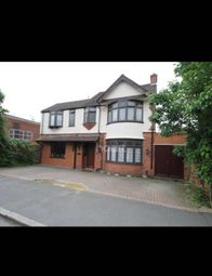 Thumbnail 4 bedroom detached house for sale in Fountains Road, Luton