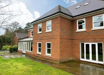 Thumbnail 6 bed detached house to rent in Sunningdale, Berkshire