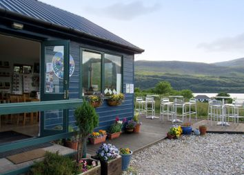 Thumbnail Restaurant/cafe for sale in Leasehold - Blue Shed Café, Torrin, Isle Of Skye