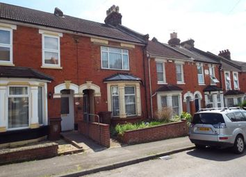 Thumbnail 3 bed terraced house for sale in Prospect Avenue, Rochester, Kent