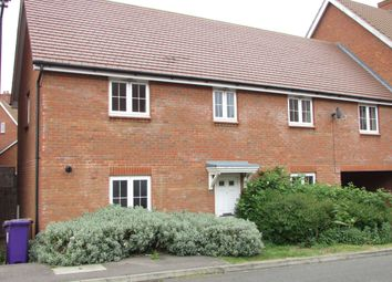 Thumbnail 2 bedroom terraced house to rent in Merrick Close, Stevenage