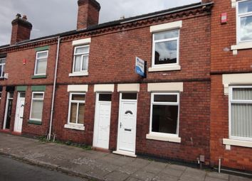 Thumbnail 2 bed terraced house to rent in Masterson Street, Fenton, Stoke On Trent