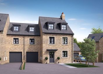 Thumbnail 4 bed semi-detached house for sale in Plot 11 Mount Vale Gardens, York