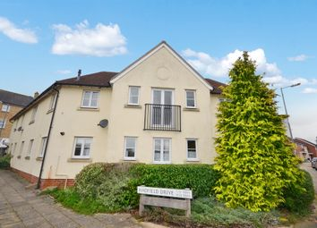 Thumbnail 1 bed flat for sale in Hadfield Drive, Black Notley, Braintree