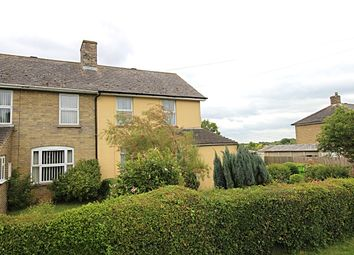 Thumbnail 3 bedroom semi-detached house for sale in Ermine Street, Caxton, Cambridge