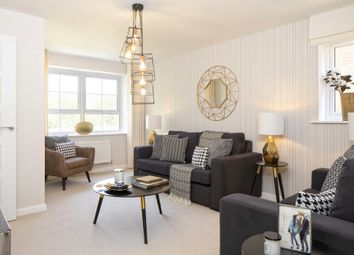 "Thumbnail 3 bed semi-detached house for sale in ""Maidstone"" at Church Meadow, Boverton"