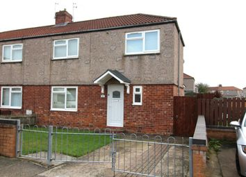Thumbnail Semi-detached house for sale in Second Avenue, Blyth