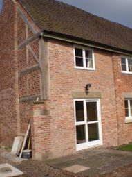 Thumbnail 2 bed barn conversion to rent in Houndhill, Marchington