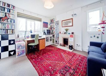 Thumbnail 3 bed flat to rent in Oseney Crescent, London