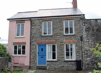 Thumbnail 2 bed end terrace house to rent in 4 Gateway Buildings, Aberystwyth