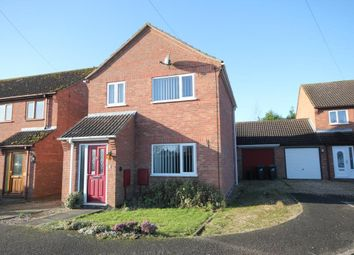 Thumbnail 3 bed link-detached house for sale in Atkins Close, Littleport, Ely