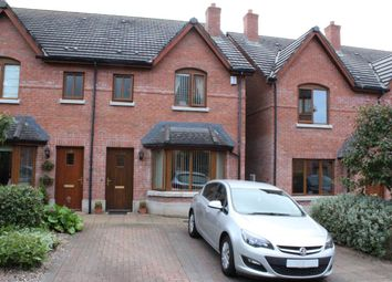 Thumbnail 3 bed semi-detached house to rent in Bailey Manor, Dundonald, Belfast
