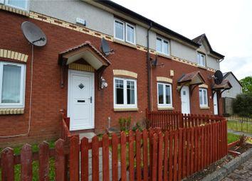 Thumbnail 2 bedroom terraced house for sale in Afton Gardens, Carnbroe, Coatbridge, North Lanarkshire