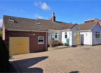 Thumbnail 3 bed detached bungalow for sale in Battle Road, Battenhall, Worcester