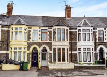 Thumbnail 4 bedroom terraced house for sale in Lansdowne Road, Canton, Cardiff