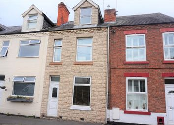 Thumbnail 3 bed terraced house for sale in Victoria Street, Nottingham