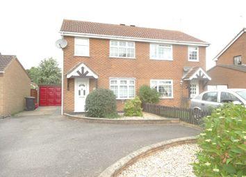 Thumbnail 3 bed semi-detached house to rent in Coalville Lane, Ravenstone, Coalville