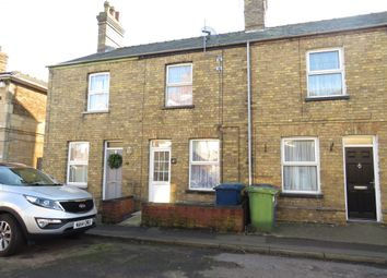 Thumbnail 2 bedroom terraced house for sale in Victoria Street, Chatteris