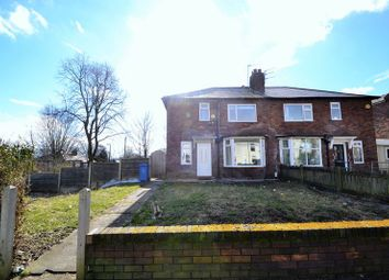 Thumbnail 3 bed semi-detached house to rent in Chorley Road, Swinton, Manchester