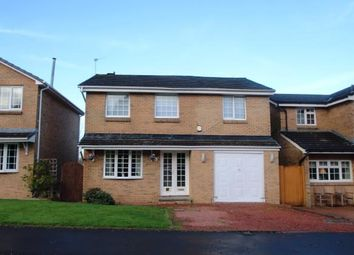 Thumbnail 4 bed detached house for sale in Keswick Road, Newlandsmuir, East Kilbride, South Lanarkshire