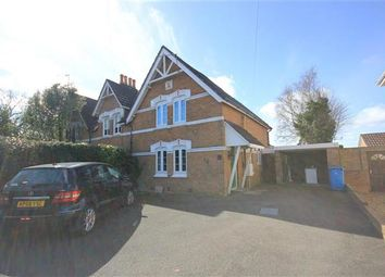 Thumbnail 2 bed semi-detached house to rent in Langley Road, Branksome, Poole