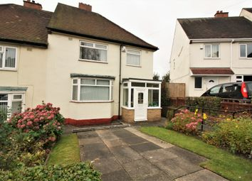 Thumbnail 3 bedroom semi-detached house for sale in Leabank, Lemington, Newcastle Upon Tyne