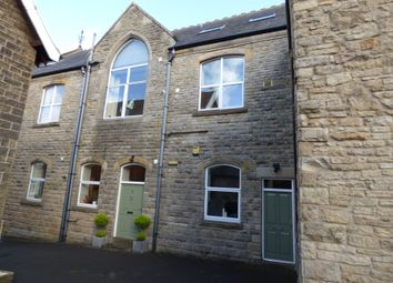 Thumbnail 1 bed flat for sale in Chapel Street, New Mills, High Peak