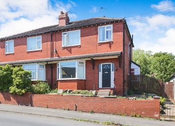 Thumbnail 3 bed semi-detached house for sale in Bean Leach Road, Hazel Grove, Stockport