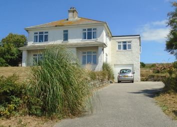 Thumbnail 5 bed detached house for sale in Tredragon Road, Mawgan Porth
