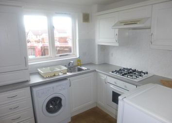 Thumbnail 1 bed flat to rent in Moorcroft Drive, Airdrie, Lanarkshire