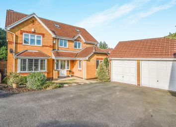 Thumbnail 5 bed detached house for sale in Manners Drive, Melton Mowbray