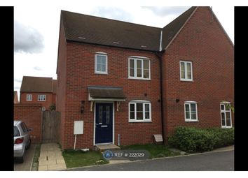 Thumbnail 3 bed semi-detached house to rent in Abelyn Avenue, Sittingbourne