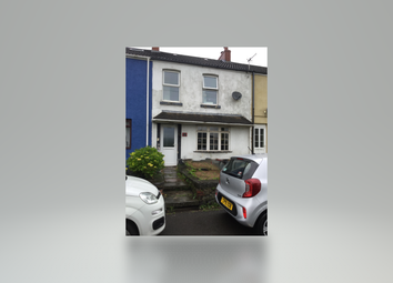 Thumbnail 2 bedroom terraced house for sale in Dinas Street, Swansea