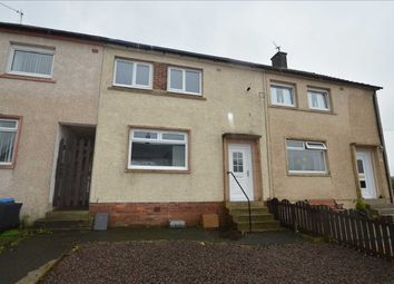 2 bed terraced house for sale in Brankston Avenue, Stonehouse, Larkhall ML9