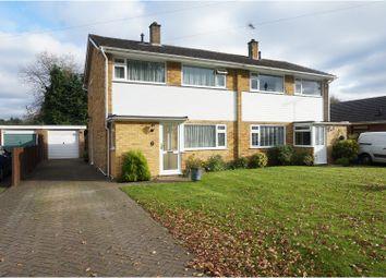 Thumbnail 3 bed semi-detached house for sale in Dudley Avenue, Fordingbridge