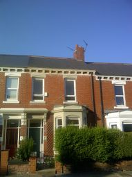 Thumbnail 5 bedroom terraced house to rent in Cartington Terrace, Heaton, Newcastle Upon Tyne