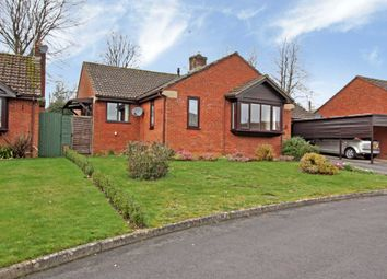 Thumbnail 3 bed bungalow for sale in Larksmead, Blandford Forum