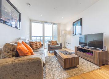 Thumbnail 2 bedroom flat to rent in Admirals Tower, 8 Dowells Street, New Capital Quay, London, London