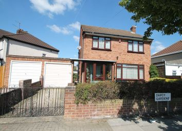 Thumbnail 3 bed detached house for sale in D'arcy Gardens, Queensbury, Harrow