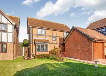 Thumbnail 3 bed link-detached house for sale in Ramerick Gardens, Arlesey