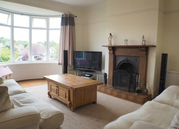 Thumbnail 4 bedroom semi-detached house to rent in Parc Wern Road, Sketty, Swansea
