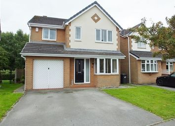 Thumbnail 4 bed detached house for sale in Cramfit Crescent, Dinnington