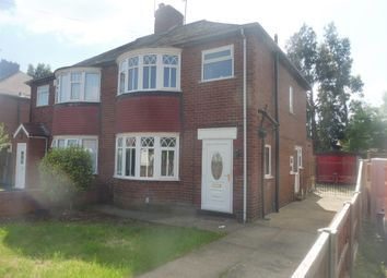 Thumbnail 3 bed semi-detached house for sale in Liverpool Avenue, Doncaster