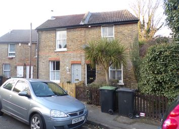 Thumbnail 2 bed end terrace house for sale in William Street, Gravesend