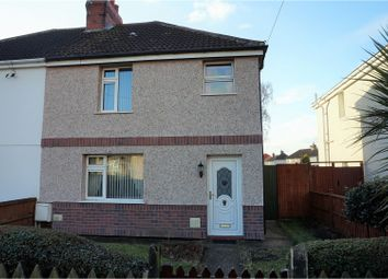 Thumbnail 3 bed semi-detached house for sale in Victoria Road, Doncaster